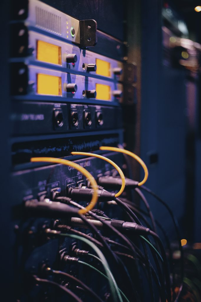 Web Hosting Data Server